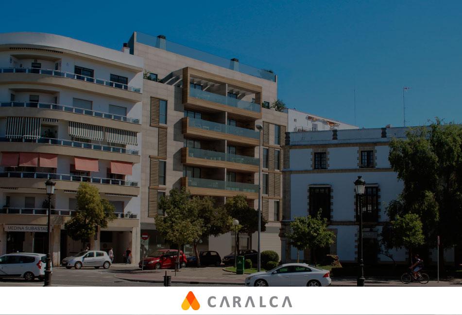 Disfruta de poder vivir en todo el centro de Jerez